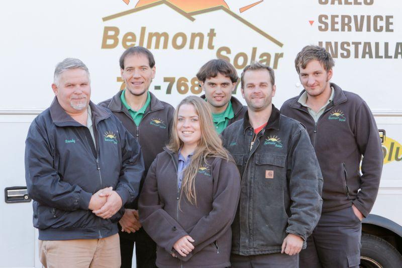 Belmont Solar Team