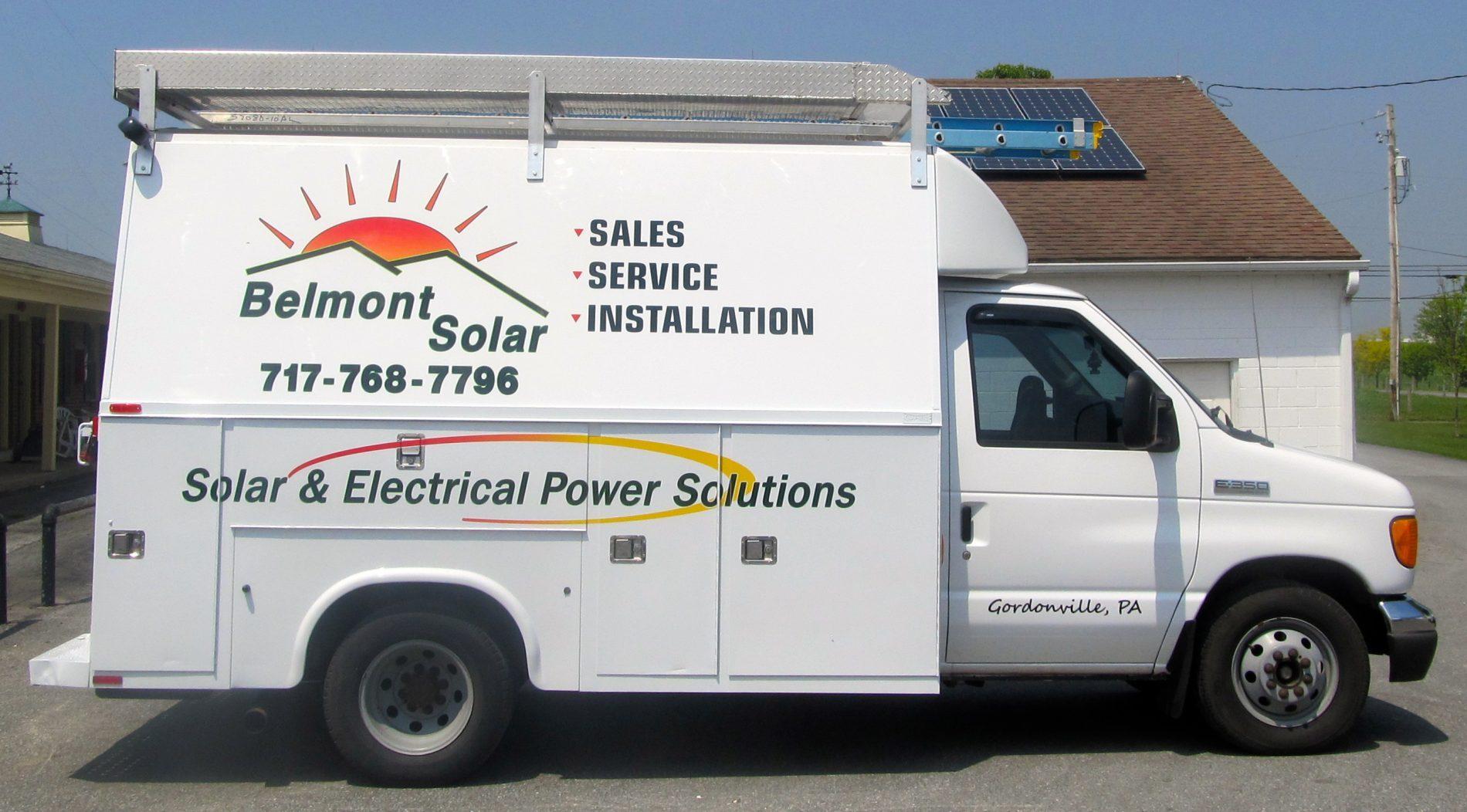Belmont Solar Story