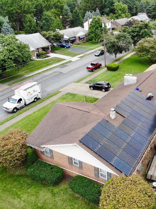 A top solar energy installer in Pa