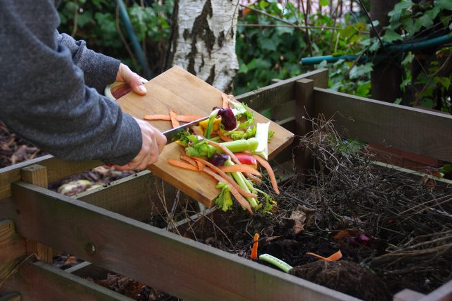 Composting is an excellent energy saving tip you can apply today.