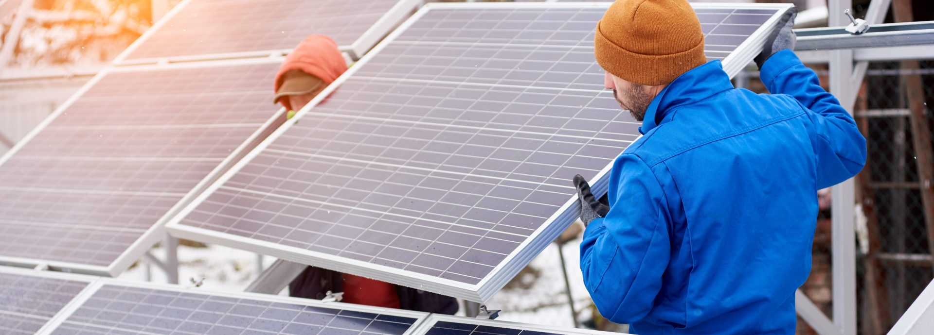 A solar energy company serving PA and Maryland.