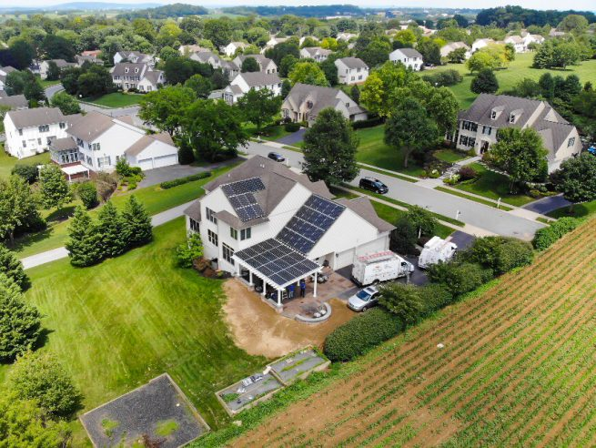 Get a solar renewable energy credit in PA, one of the solar power benefits.
