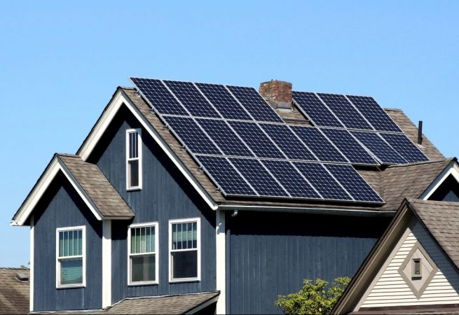 Solar can reduce your energy costs, which is a great solar power benefit.
