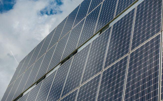 net zero solar power system solar panel grid installation