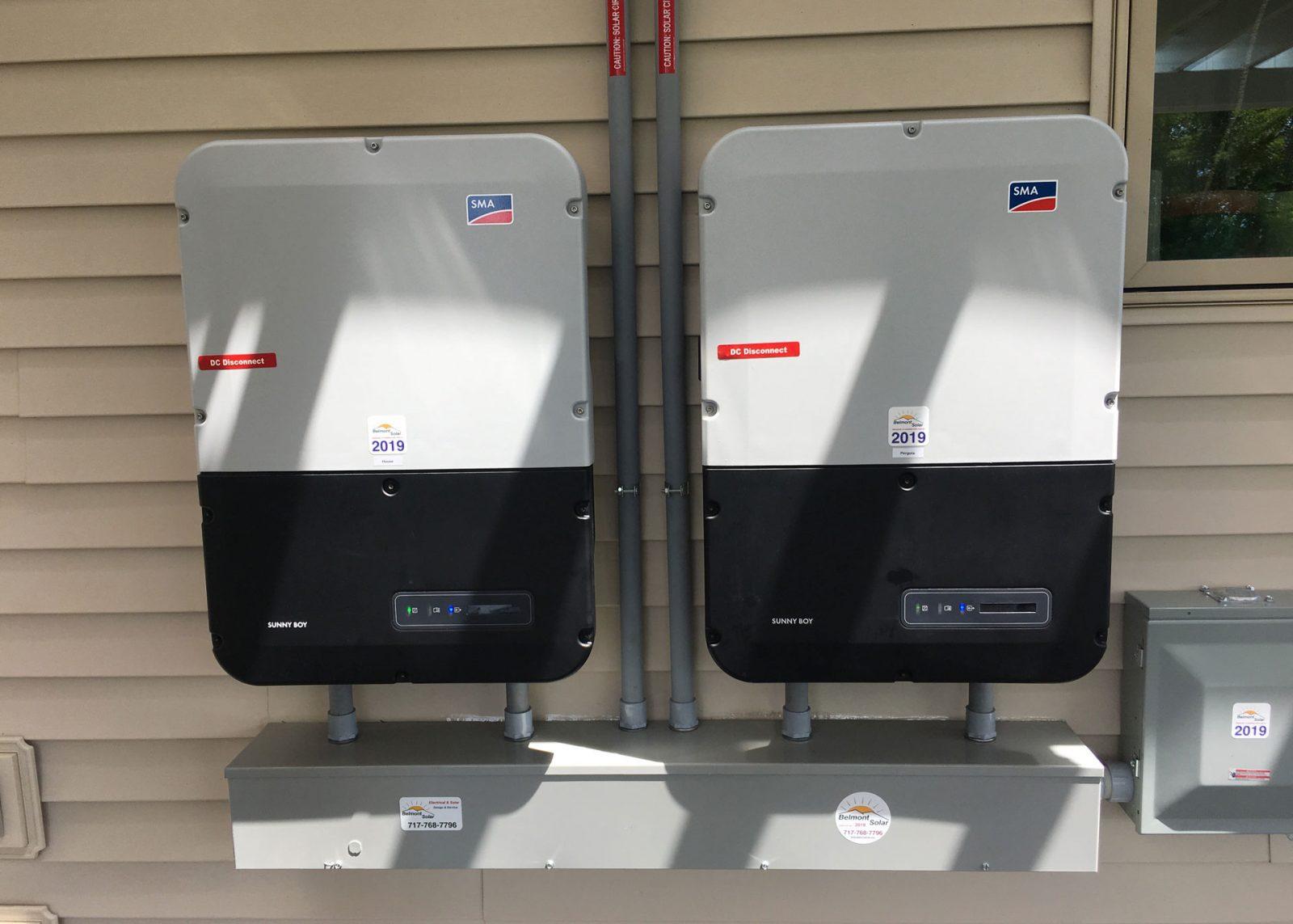 solar panel savings battery backup solar system