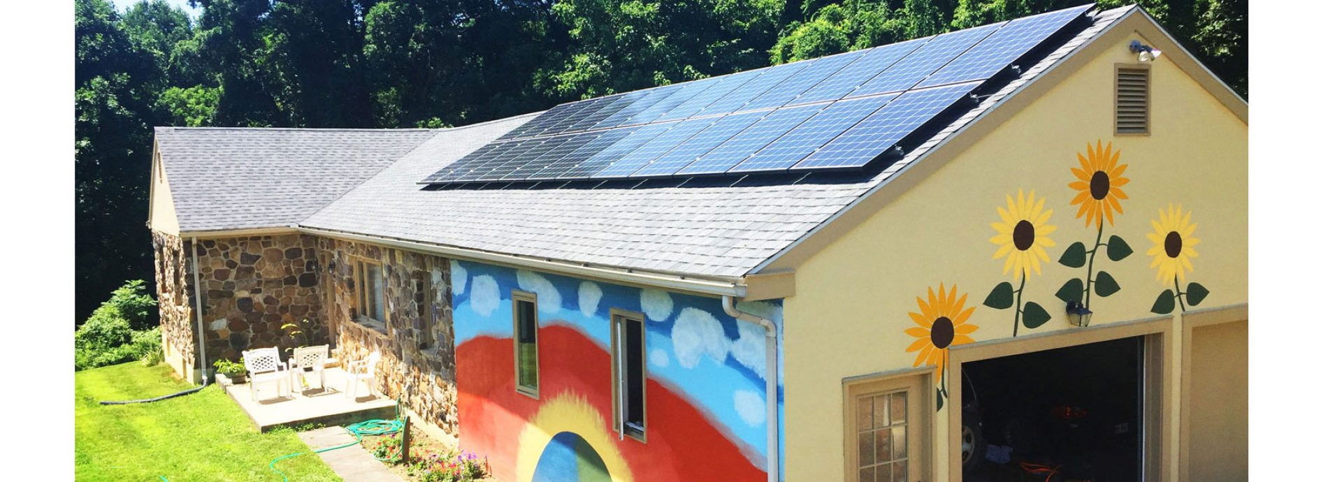 notthingham pa grid tied solar panel system 3